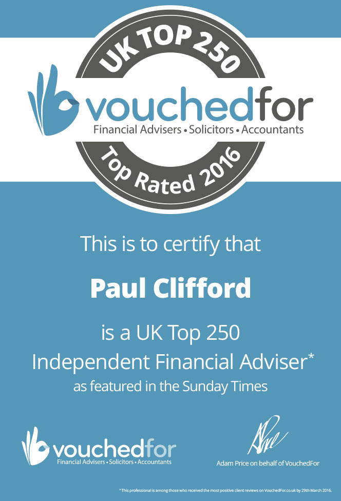 Top Rated Financial Advisor Sussex