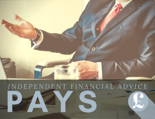 Independent financial advice pays…