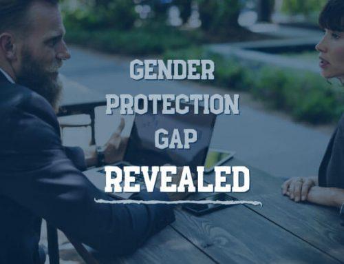 Gender Protection Gap Revealed