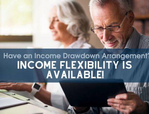 Drawdown Retirees Unaware of Income Flexibility