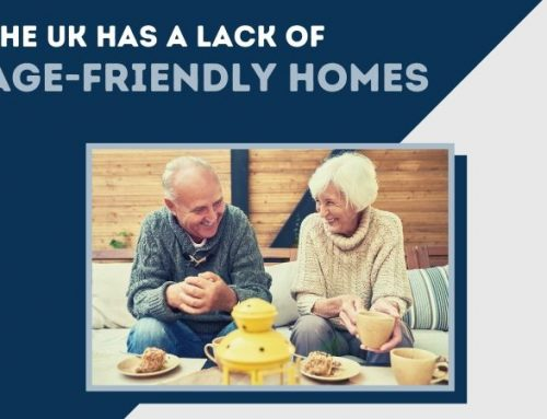 The UK has a Lack of Age-Friendly Homes