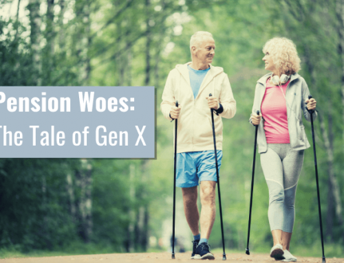 Pension woes: the tale of Gen X