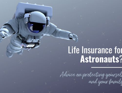 Life Insurance for Astronauts?