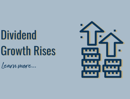 Dividend Growth Rises