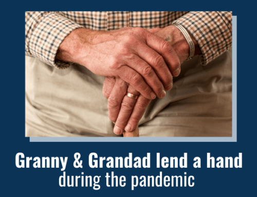 Granny & Grandad Lend a Hand During the Pandemic
